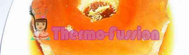 FLAN DE HUEVO THERMOMIX TM31 Y FUSSIONCOOK