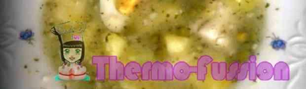 PATATAS EN SALSA VERDE THERMOMIX TM 31 Y FUSSIONCCOK TOUCH ADVANCE , FUSSIONCOOK PLUS+