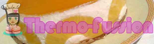 TARTA MOUSSE DE PIÑA THERMOMIX TM31