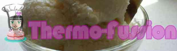 HELADO DE COCO THERMOMIX TM31 Y HELADERA