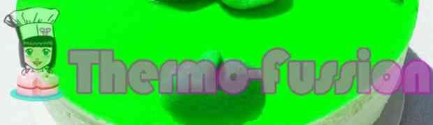 TARTA MOUSSE DE MANZANA VERDE THERMOMIX TM31