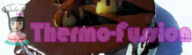 TARTA MOUSSE DE PERAS CON CHOCOLATE THERMOMIX
