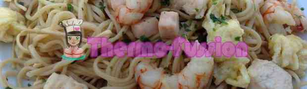 FIDEOS CHINOS TRES  DELICIAS FUSSIONCOOK TOUCH ADVANCE