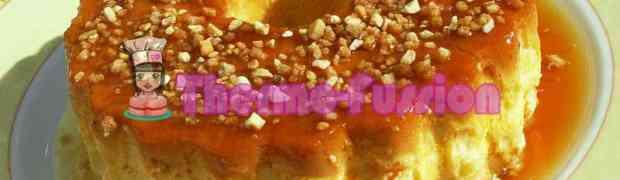 FLAN DE MANZANA THERMOMIX Y FUSSIONCOOK