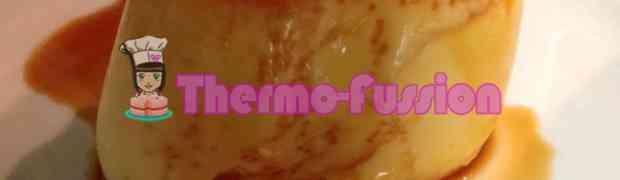FLANES DE HUEVO INDIVIDUALES YOGURTERA FUSSIONCOOK PLUS+ , FUSSIONCOOK TOUCHPRO  Y  THERMOMIX