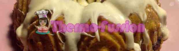 BIZCOCHO DE ZANAHORIA Y DOS CHOCOLATES THERMOMIX Y FUSSIONCOOK PLUS+ O FUSSIONCOOK TOUCH ADVANCE