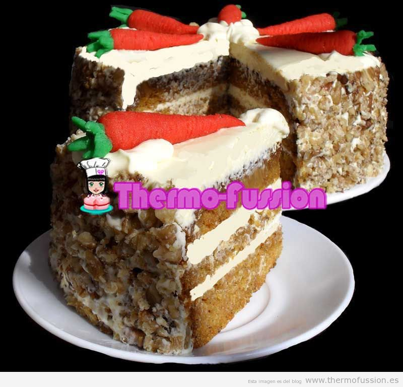 Carrots Cake Thermomix Yummix